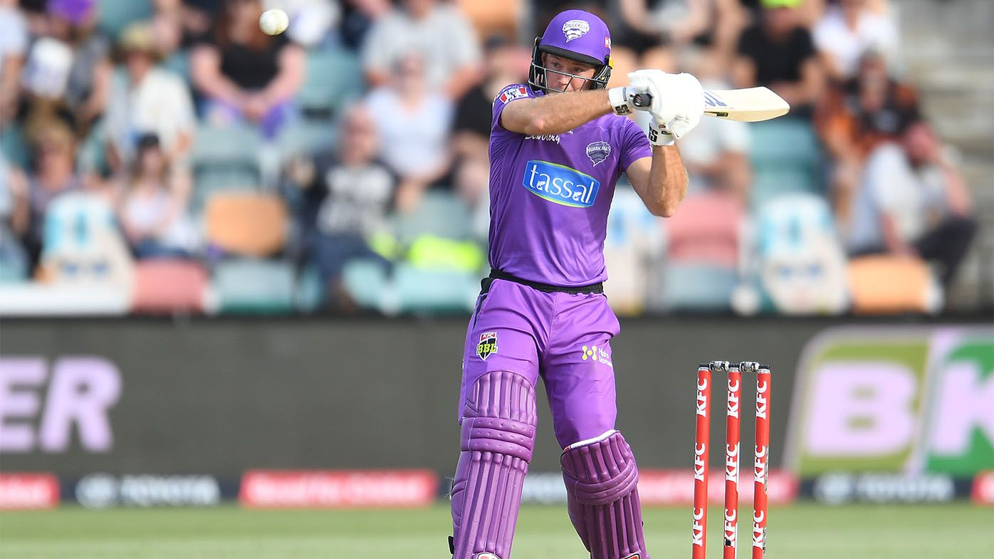 Injury cuts down BBL master blasters mid-match in Hobart