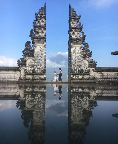 Balinese officials want to ban tourists from attending temples and sacred sites unattended.