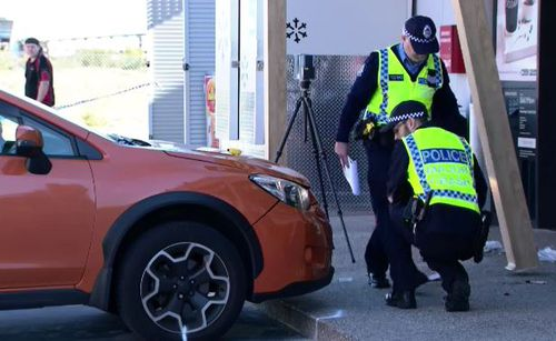 A 28-year-old Perth man is lucky to be alive after being struck by a car. (9 News)