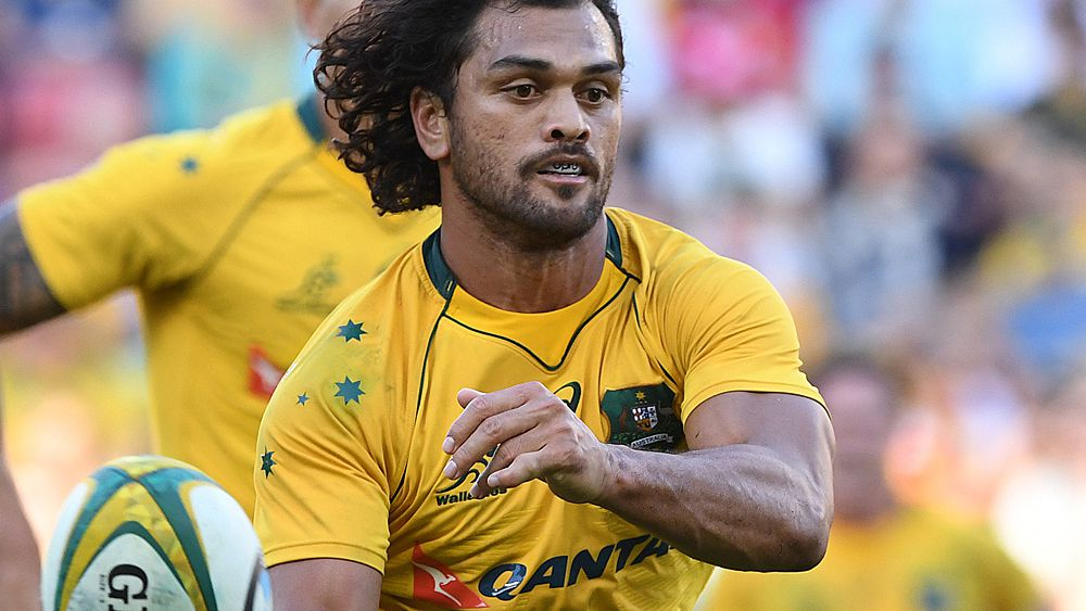 Rugby: Karmichael Hunt left out of Wallabies Bledisloe squad to face All Blacks