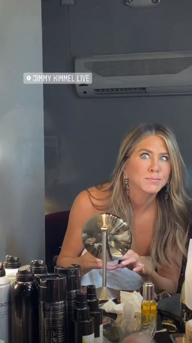 Jennifer Aniston, Instagram, video,
