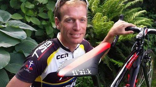 Dutch cyclist cheats death twice