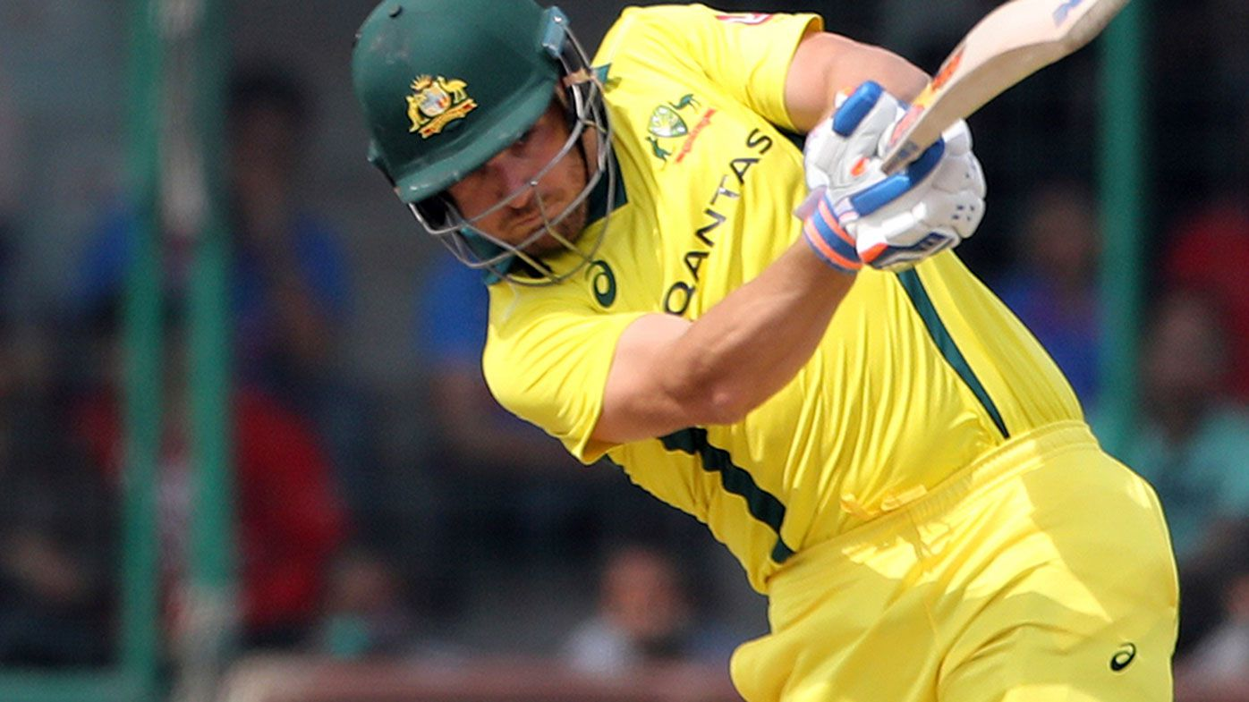 Finch at odds with legends over suggestions Khawaja might bat three