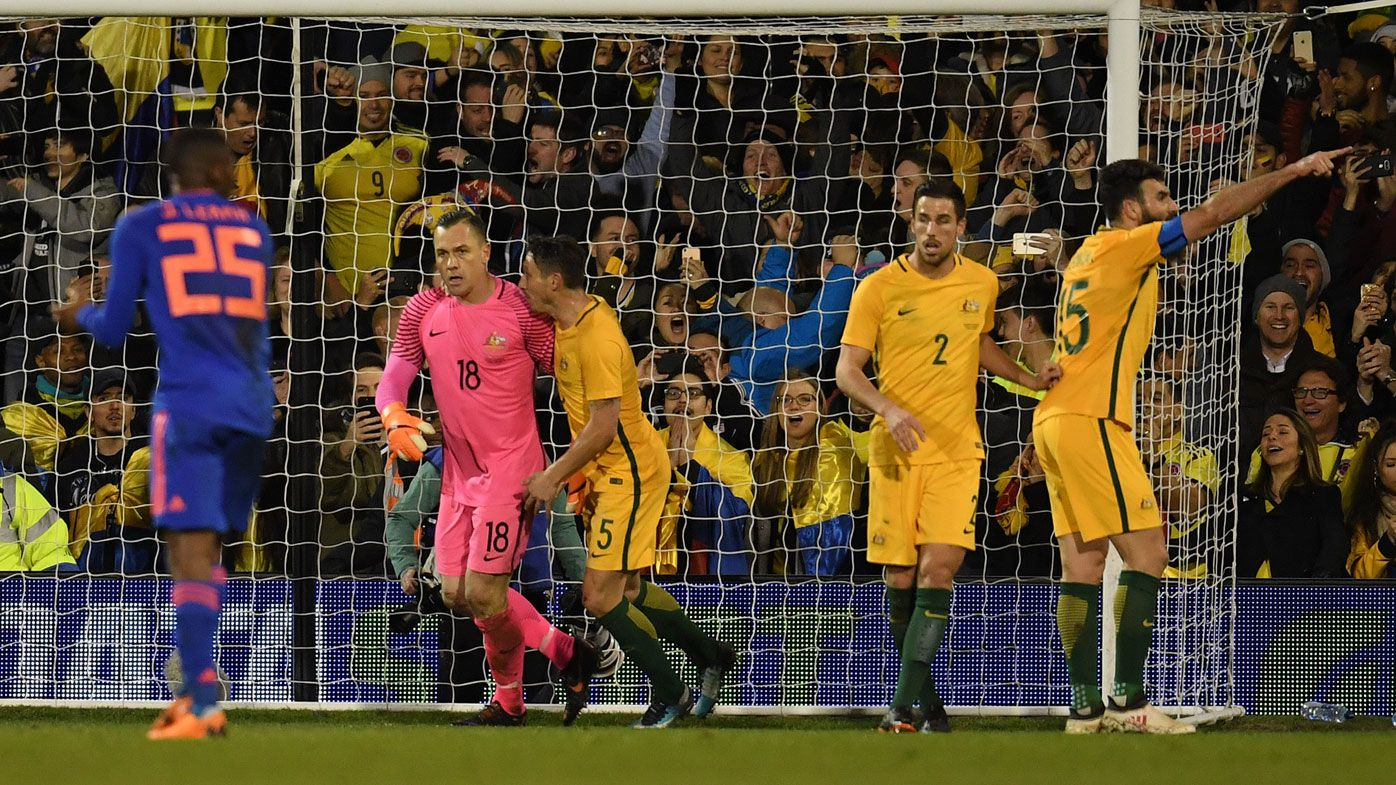 Vukovic the hero as Socceroos earn scoreless draw