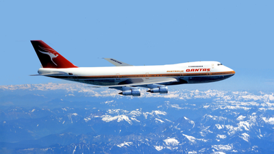Unique items to remember the Qantas 747 'Queen of the Skies'