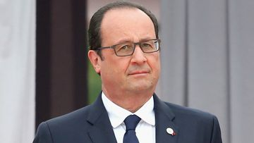 French President Francois Hollande. (Getty)