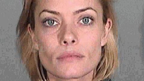 Jaime Pressly arrested for DUI