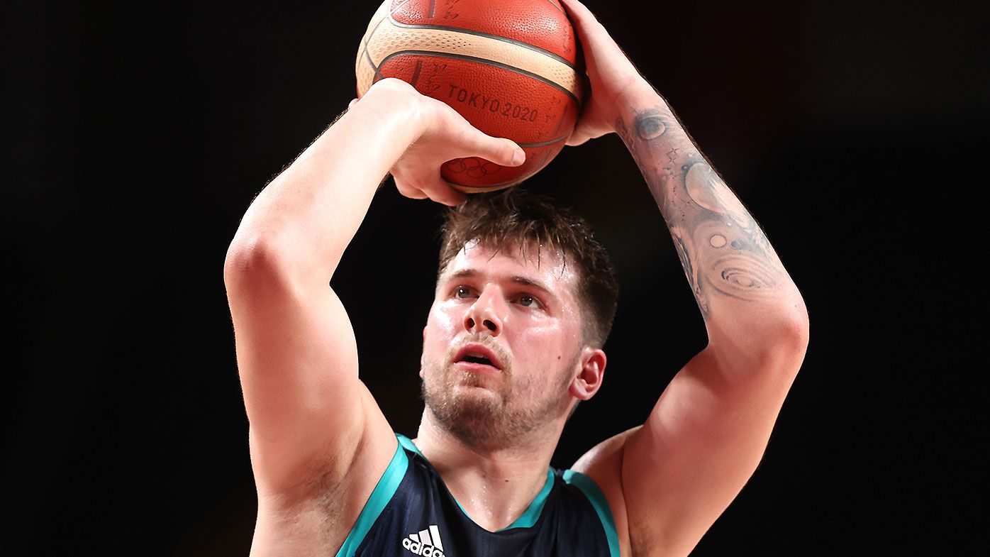 Tokyo Olympics 2021: Luka Doncic debuts with 48 points as Slovenia defeat Argentina in Olympic opener