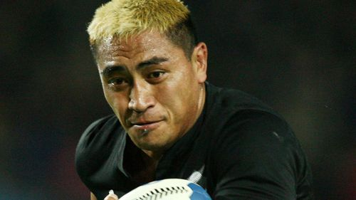 Jerry Collins's infant daughter 'improving' following fatal crash which killed All Blacks great