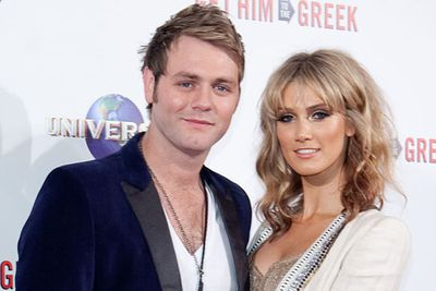 """Australia's sweetheart could have landed a Prince Charming if she'd wanted to, but instead she settled for loud mouthed Irish muso Brian McFadden. Delta recently stood by her man, staunchly defending him against accusations that he acted like a drunken idiot on board a plane, and shooting down David Campbell on Twitter for calling her fella a """"douchebag"""". <p></p> UPDATE: Brian and Delta announced their split on April 1, 2011 (and no, it wasn't an April Fools' joke!)"""