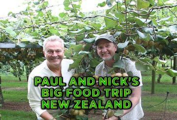 Paul & Nick's Big Food Trip New Zealand