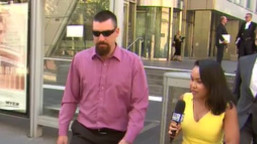 Buckley pleaded guilty to culpable driving and negligently causing serious injury. (9NEWS)