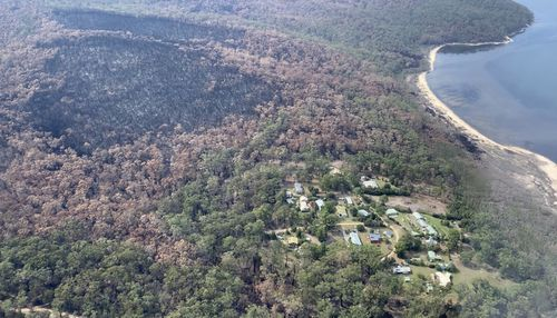 Residents bid for 200km firebreak from Gippsland to New South Wales border