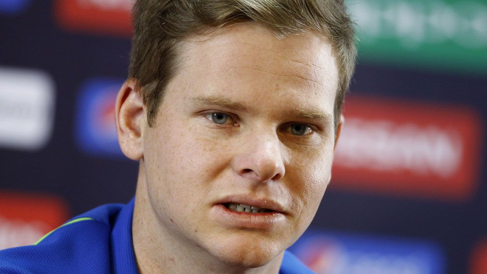 Australia captain Steve Smith. (AAP)