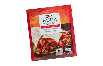 Tesco Fajita Seasoning 30g ($1.50)