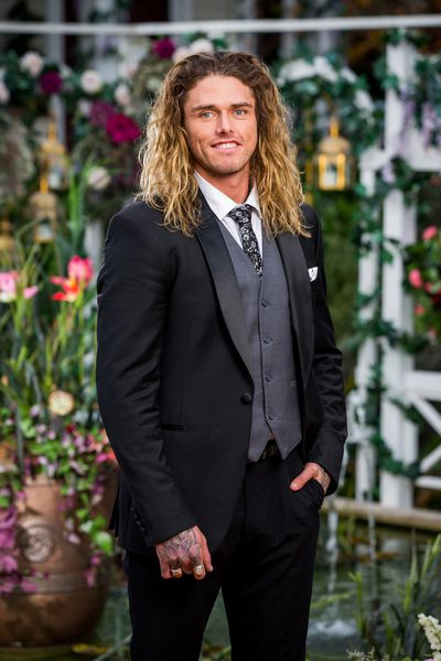 The Bachelorette Australia's Timm