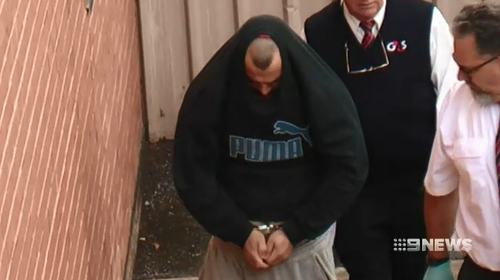 James Conant appeared in Adelaide Magistrates Court today charged with multiple offences.
