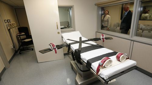 Oklahoma politicians call for use of gas chamber in death penalty executions