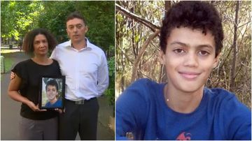 Mouthful of hospital food 'killed teenage boy'