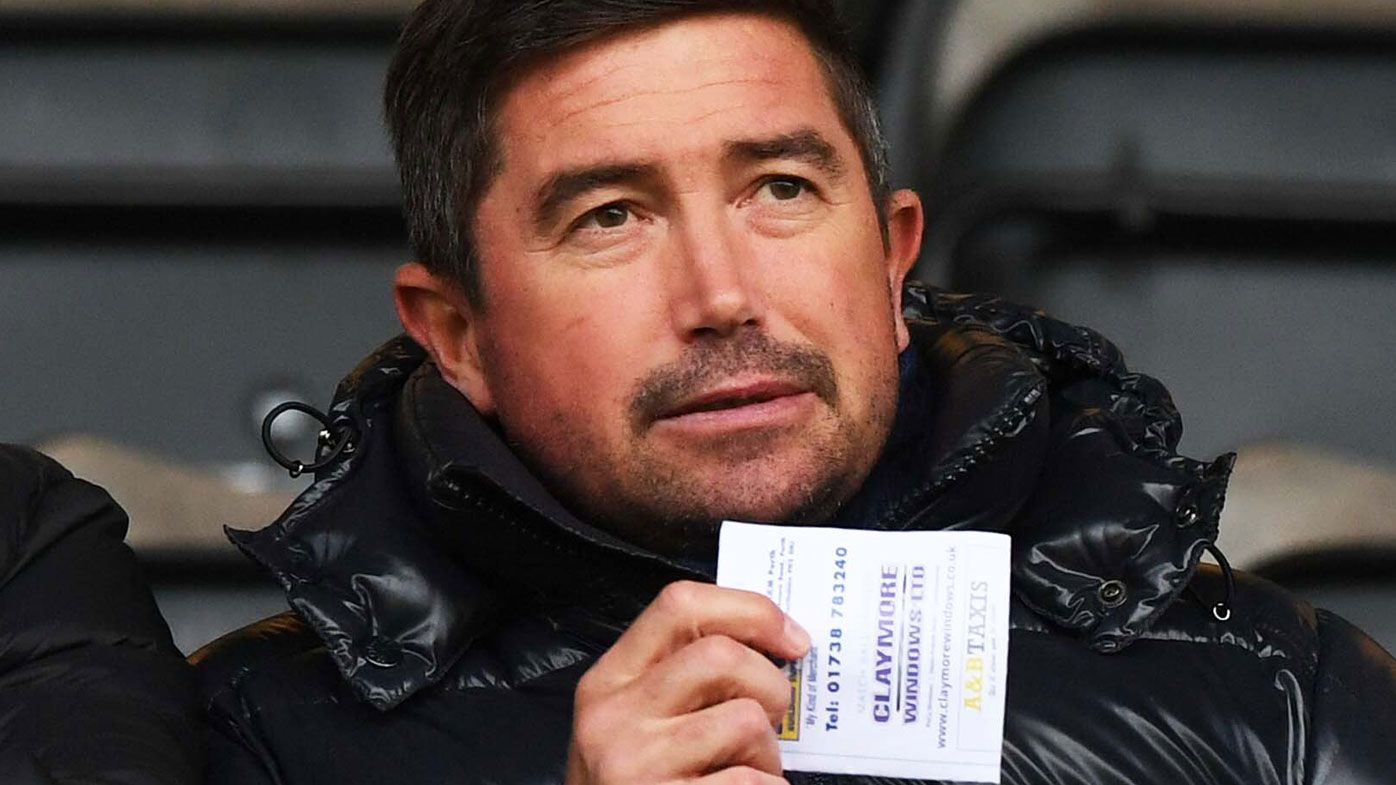 Harry Kewell linked to vacant Hibernian job in Scottish Premier League