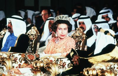 <p>Queen Elizabeth II is the most widely travelled head of state in history</p>