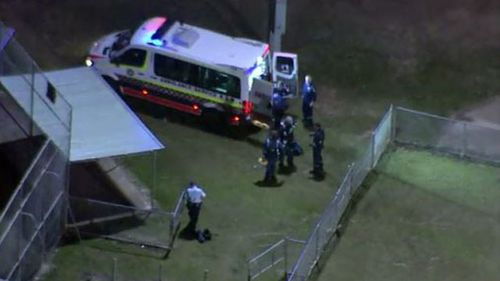 Man wanted for alleged stabbing attack found with critical injuries in Sydney's west