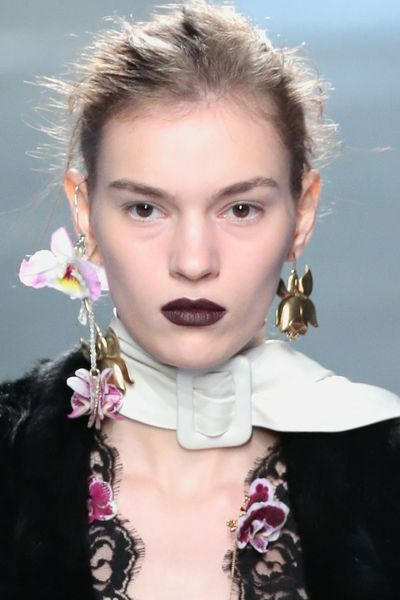 In bloom at Rodarte