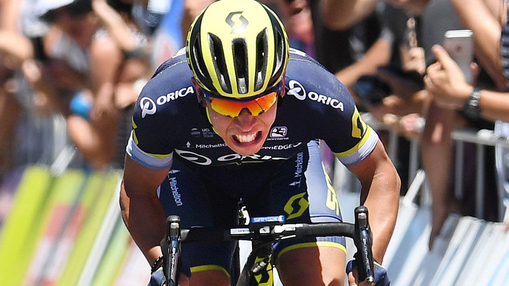 Ewan claims opening stage of Santos Tour Down Under