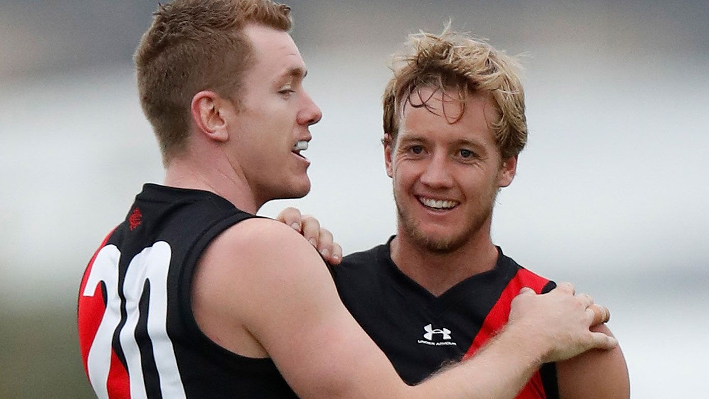 Essendon Bombers defeat Geelong and go unbeaten in  AFL pre-season