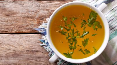 An umami-tasting broth could help you make healthier food choices