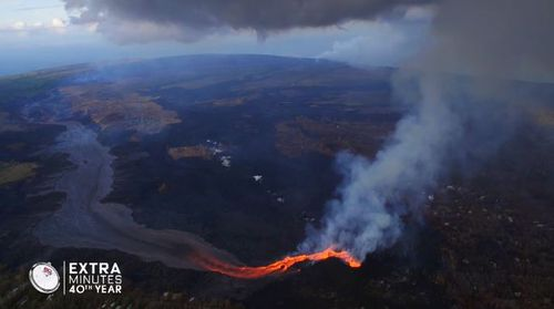 Victoria hosts two of the world's largest maar volcanoes, that could repeat eruptions like that of Kilauea in Hawaii.
