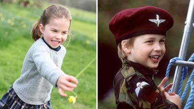 Princess Charlotte Prince William