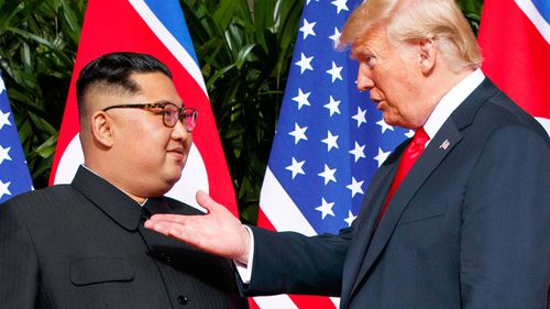 The meeting with Mr Xi could have a big impact on Mr Trump's efforts to get Mr Kim to abandon his hard-won nuclear arsenal.
