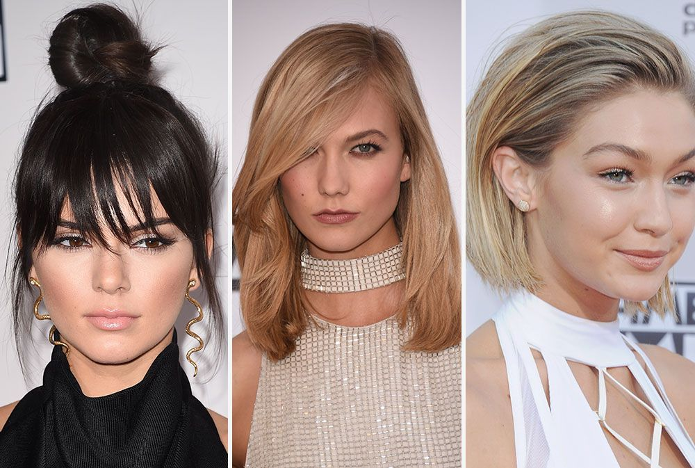 Hair statements don't have to be permanent. As these                                                                 beauty muses prove, colour can be added and washed out the next day, lengths can be temporarily hidden, and bangs can be created                                                                 without any need for scissors. Here are some beauty ideas that take the risk out of changing your                                                                 hair.
