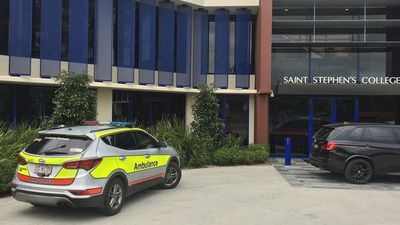 Father 'concerned' for students as suspected overdose probed