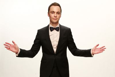 <i>Big Bang</i> role:  Sheldon Cooper, theoretical physicist<br/><br/>Image: Getty