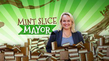 Mint Slice Mayor