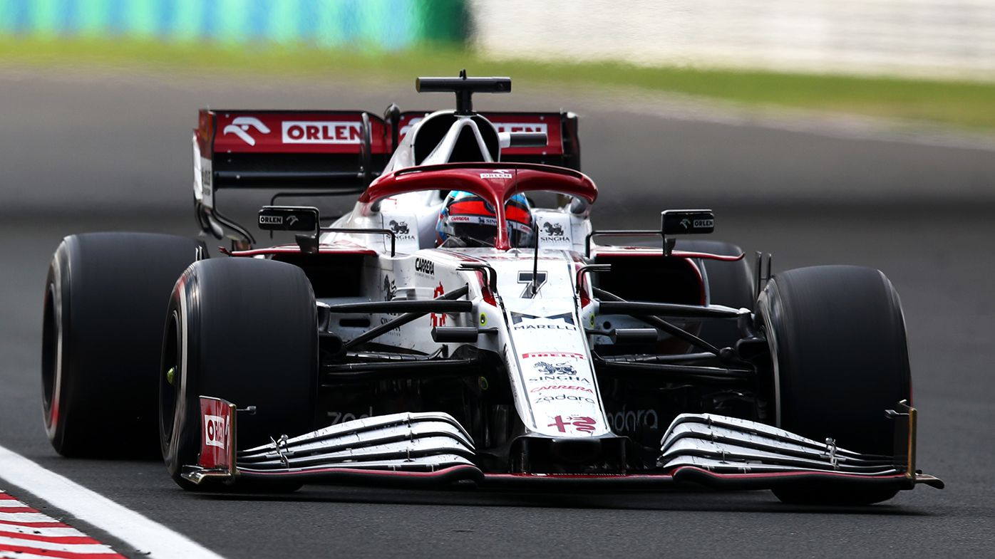 Kimi Raikkonen will retire at the end of the 2021 season.