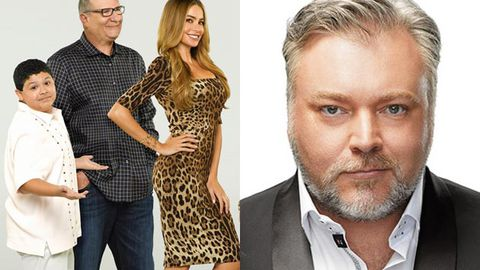 Kyle Sandilands turned down Modern Family role because he's 'too lazy'!