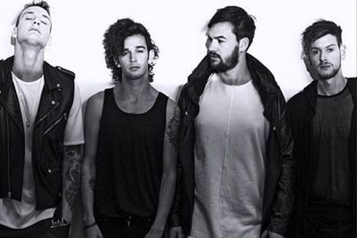 If Taylor Swift is obsessed with an indie rock band, we're generally following suite. <br/><br/>Introducing The 1975 - four Brit boys who have just sold out all shows on their Aussie tour... which means they're totally loved in Oz (and by T-Swizzle). <br/><br/>Although limited details have filtered through about their new album, the '80s powerpop and '90s soul of their previous album in 2013 has us seriously excited for what the boys will bang out next.