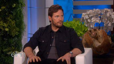 Chris Pratt discusses what family life has been like during quarantine