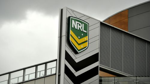 The NRL was warned it could be exposed to influence from criminal figures. (AAP)