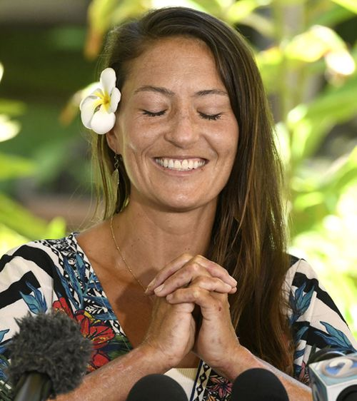 190529 Amanda Eller Hawaiian jungle missing 17 days rescue operation found News USA World