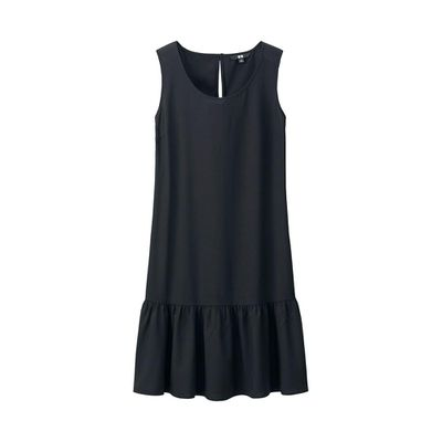 "<a href=""http://www.uniqlo.com/au/store/women-rayon-sleeveless-dress-1503930009.html#colorSelect"" target=""_blank"">Dress, $29.90, Uniqlo</a>"