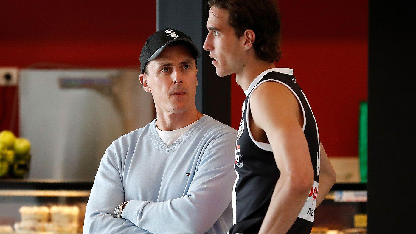 Matthew Lloyd and Max King