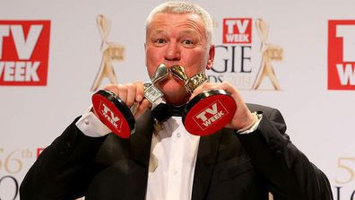 Scott Cam at the TV Week Logie Awards.