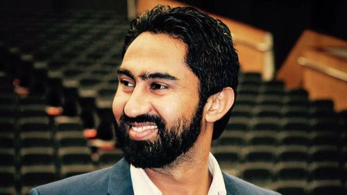 Manmeet Alisher died with a homemade backpack bomb was thrown into the bus he was driving in 2016. Picture: AAP