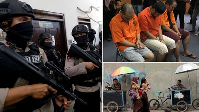 'Trigger happy' Jakarta cops shoot 52, kill 11 before Asian Games