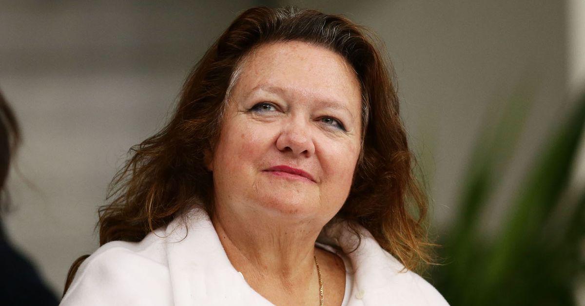 Gina Rinehart named Australia's richest person with $29 billion personal fortune – 9News