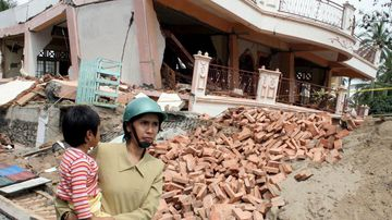Earthquake today breaking news headlines